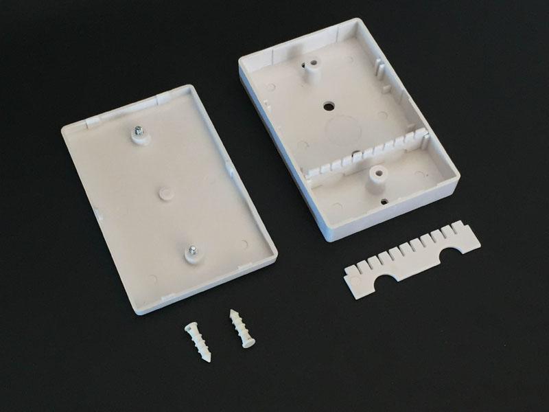 Plastic Enclosures - Easy hold products-plastic enclosures