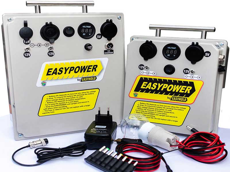 | Easy Power | Fasteners, plastic enclosures, trunking
