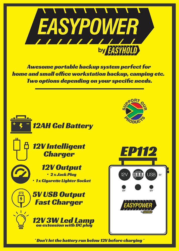 easy power ep 112