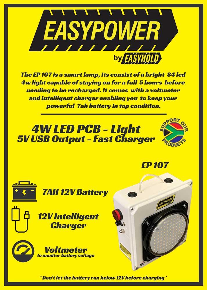 easy power ep 107
