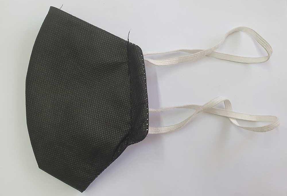 Easy Safe masks black